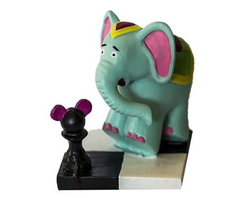 Premier Dragulf elephant