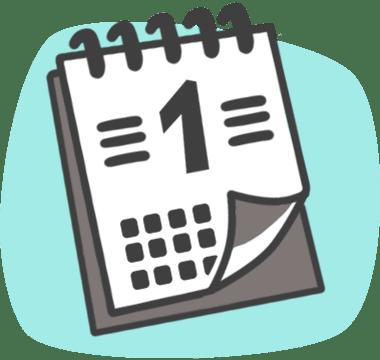 Dragulf Kalender