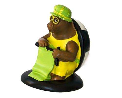 Premier Dragulf turtle