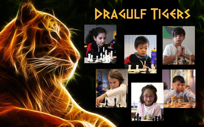 Team Dragulf imponerer i norsk lagturnering